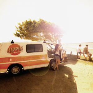 Hippie Drift camper Camper huren Australie