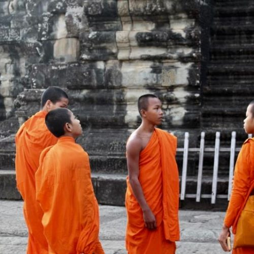 Backpacken Cambodja 12-daagse tour
