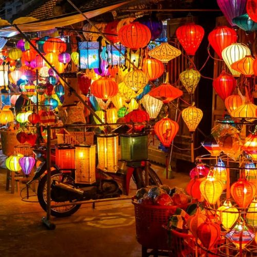 Hoi An - Vietnam Intro tour 9 dagen