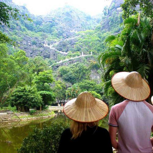 Dragon Mountain Viewpoint - Vietnam Intro tour 9 dagen