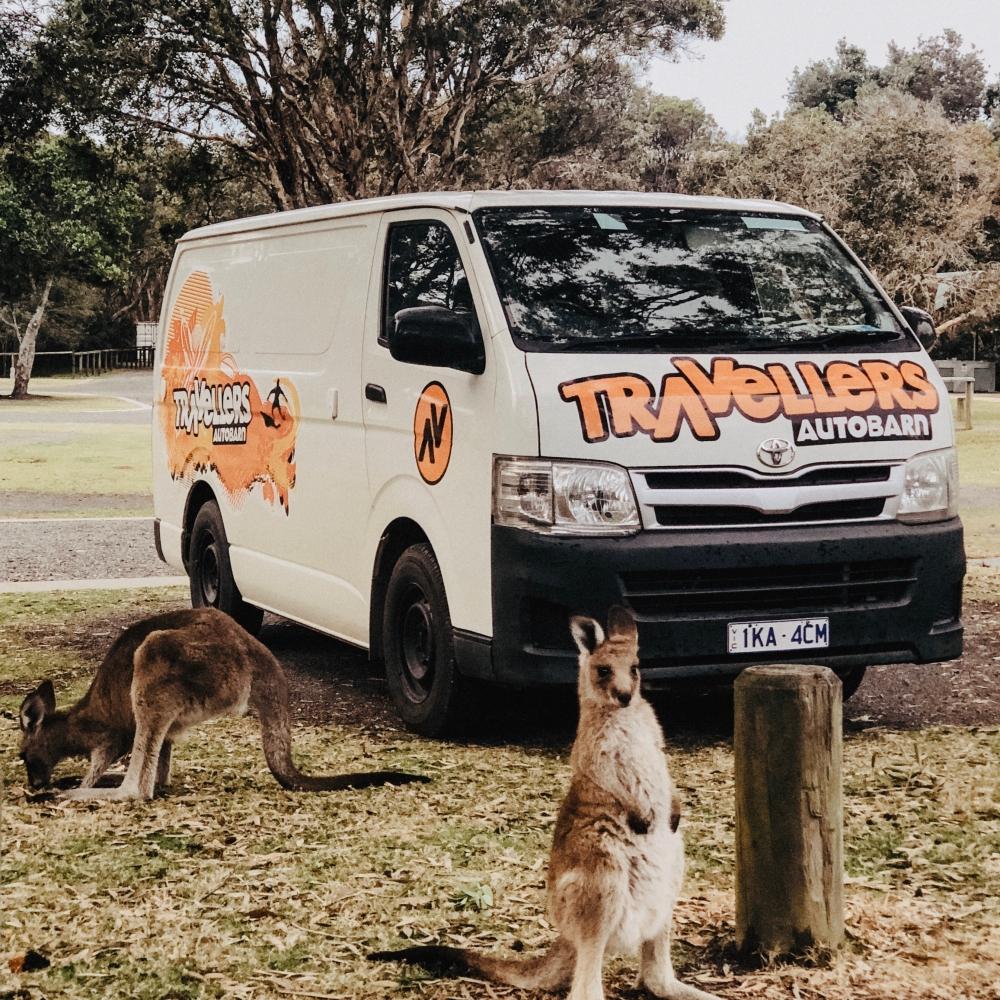 Travellers Autobarn Chubby camper huren