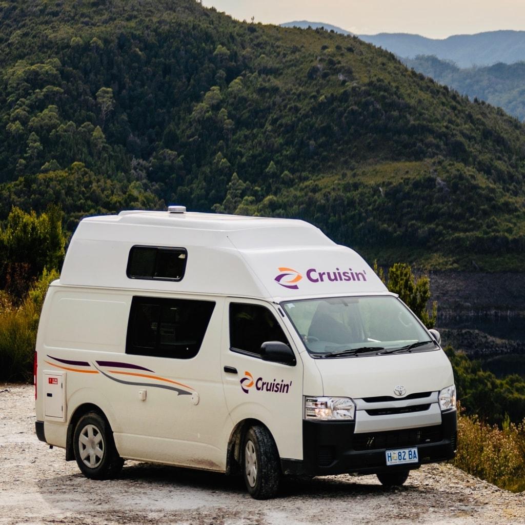 Cruisin Hitop Camper huren in Australie