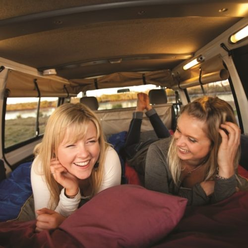 Hippie Drift camper huren