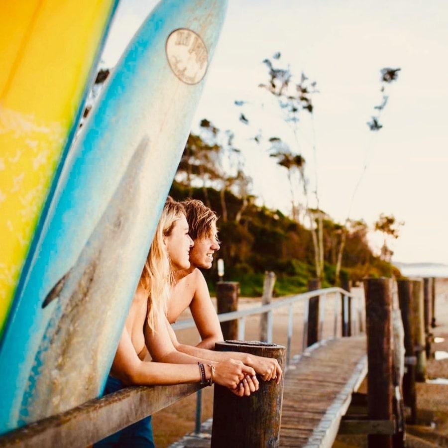 Surfen in Australie met Oak Travel