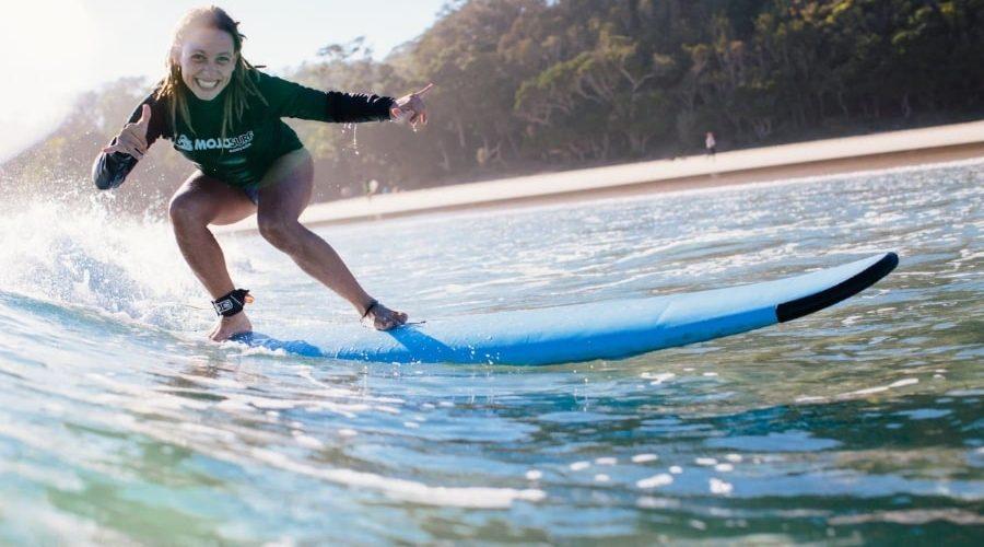 Level 1 Surfinstructeur cursus
