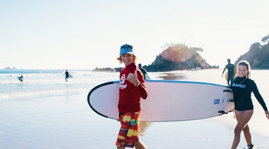 Jongerenreizen in Australie