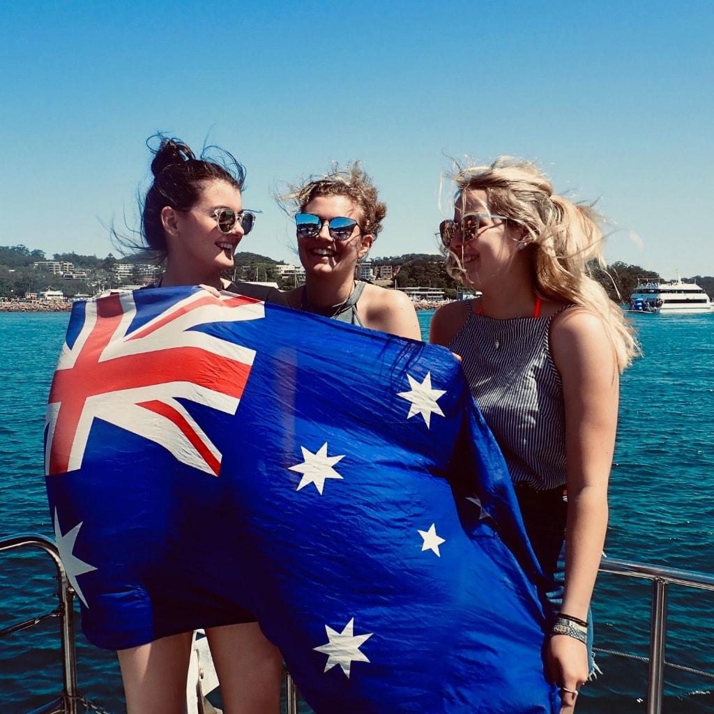 Werken en reizen in Sydney Australie